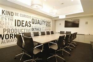 modern conference room boardroom design business decor With what kind of paint to use on kitchen cabinets for same day vinyl stickers