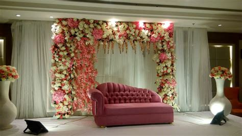 diy wedding backdrop decorating ideas youtube