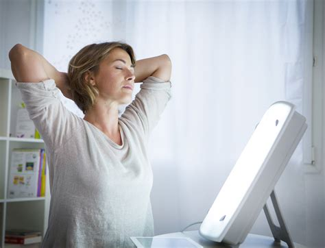best light therapy box reviews can light therapy help with depression