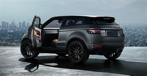 Land Rover Range Rover Evoque. Price, Modifications