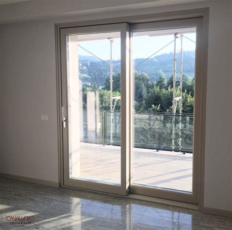 tende per porta finestra scorrevole finestre scorrevoli in legno e legno alluminio richiedi