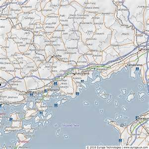 Japan On Global Map