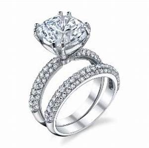 -CZ Engagement Set 0424 Khloe Kardashian Wedding Ring | CZ ...