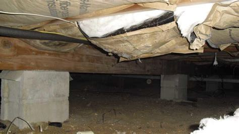 Crawl Space Repair   Crawl Space Dehumidifier in Ocean
