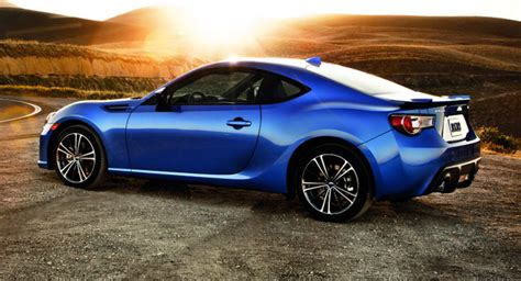 2016 Subaru Brz Gains New Tech Features, Drops 0 In