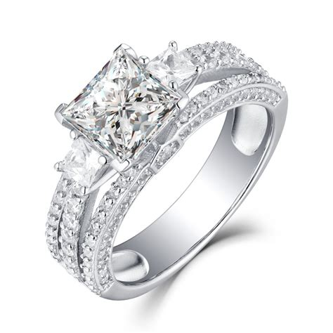 Princess Cut White Sapphire 925 Sterling Silver Womens. Armor Rings. Celebrity Marriage Engagement Rings. Pretty Gold Engagement Rings. Moissanite Engagement Engagement Rings. Upside Down Engagement Rings. Red Engagement Rings. Filigree Wedding Rings. Beryl Engagement Rings
