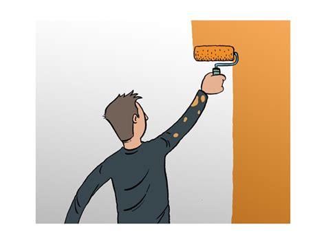 peindre un mur int 233 rieur travaux de peinture livios