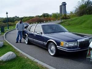 Sabujose 1994 Lincoln Town Car Specs  Photos  Modification