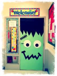 25 best ideas about halloween classroom door on pinterest