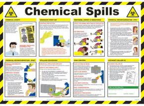 Chemical Spills in the Workplace