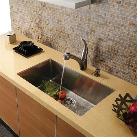 largest kitchen sink 20 quot au courant quot stainless steel sinks abode 3671