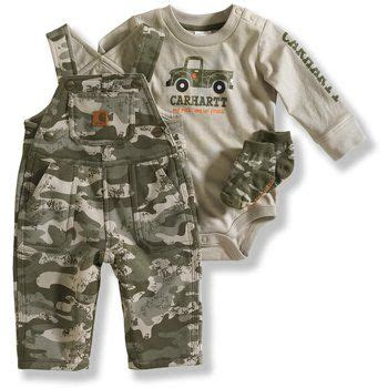 Newborn Baby Boy Camo Clothes