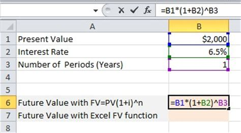 Formula To Calculate Compound Interest In Excel Worksheet  Calculating Compound Interest In