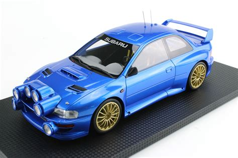 subaru wrc top marques collectibles subaru impreza s4 wrc 2p quot ready