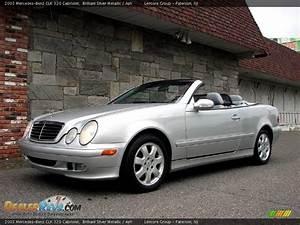 Mercedes Clk 320 Cabriolet : 2003 mercedes benz clk 320 cabriolet brilliant silver metallic ash photo 8 ~ Melissatoandfro.com Idées de Décoration