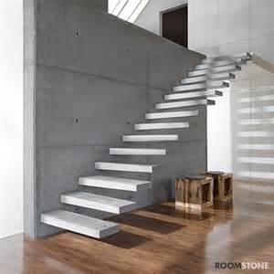 treppen beton roomstone fertigteilstufen aus sichtbeton beton org
