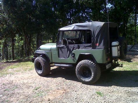 vendo jeep willys cj5 1962 verde
