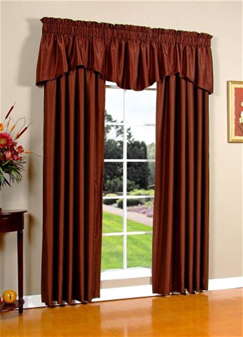 drapes clearance faux silk clearance
