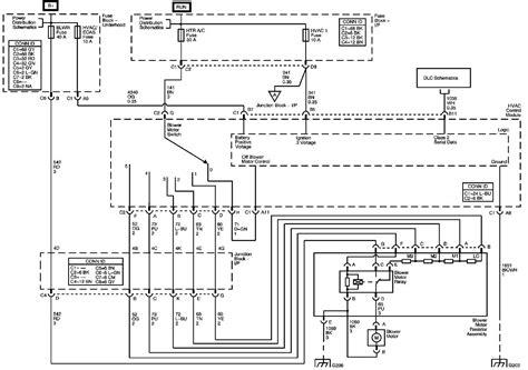 2005 Chevy Silverado Heater Wiring Diagram by Motor For 2003 Chevy Impala Impremedia Net