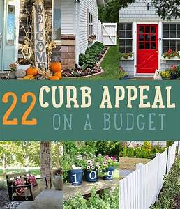 Curb, Appeal, On, A, Budget