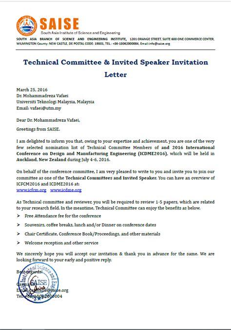 letter  invitation  speaker letterbestpoemviewco