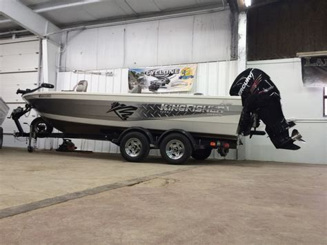 Kingfisher Boats Calgary by 2014 Kingfisher 2025 Flex Tiller In Lac La Ronge Sk Boat