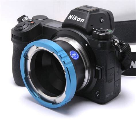 Additional Information On The First Lens Adapters For