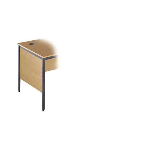 modesty panel for desk h frame straight desk with modesty panel