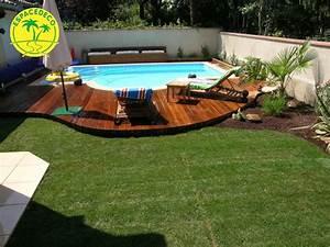 Decoration De Piscine : architecte paysager pour l 39 am nagement de votre piscine ~ Zukunftsfamilie.com Idées de Décoration