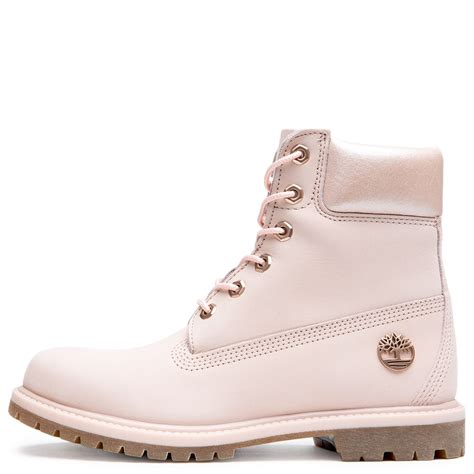 light pink timberlands s timberland 6 inch premium icon boot light pink