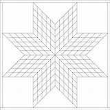 Quilt Star Lone Pattern Template Printable Templates Block Patterns Coloring Quilts Pages Crazy Paper Quilting Blocks Piecing Ever Become Pieced sketch template