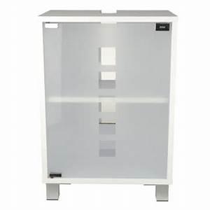 Waschbeckenunterschrank Tiefe 40 Cm : waschtischunterschrank schmal mit glast r 40x56x30 cm bxhxt ~ Bigdaddyawards.com Haus und Dekorationen