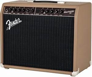 Fender Acoustasonic™ 90, 120V