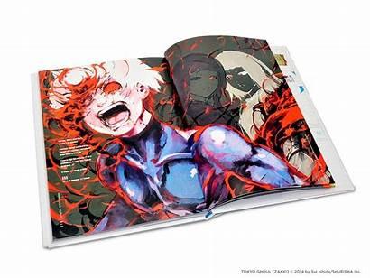 Ghoul Tokyo Zakki Illustrations Ishida Sui Hardcover