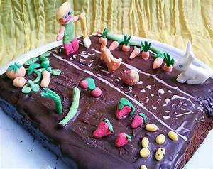 Kuchen Dekorieren Geburtstag : motivtorte gem segarten kuchen dekorieren mit fondant figuren ~ Pilothousefishingboats.com Haus und Dekorationen