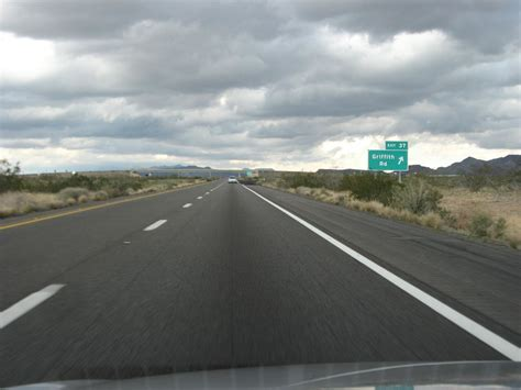 eastbound exit  griffith road interstate