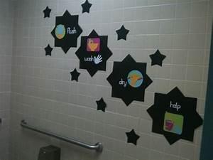 Cute Chore Chart Bathroom Decor For Classroom