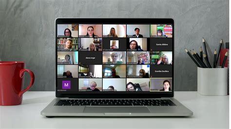 Tiešsaistes sanāksmē projekta