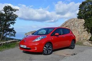 Autonomie Nissan Leaf : autonomie nissan leaf nissan leaf une autonomie de 400 km ~ Melissatoandfro.com Idées de Décoration