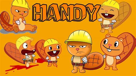 Happy Tree Friends-handy