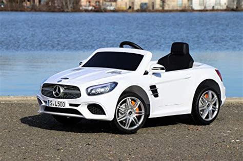 Though to be fair, it's built on the same production line has the glc suv and it shares some of its parts. First Drive Mercedes Benz SL White 12v Kids Cars - Dual Motor Electric Power Ride On Car with ...