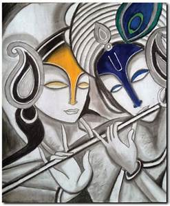 69 off on stybuzz lord krishna and radha modern art With best brand of paint for kitchen cabinets with radha krishna wall art