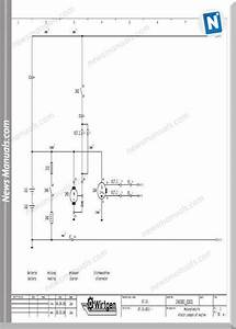 Wirtgen W1000f Electrical 07 10 811