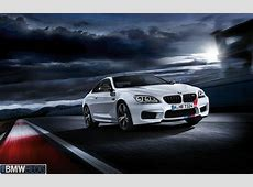 Official BMW M5 and BMW M6 Performance Parts