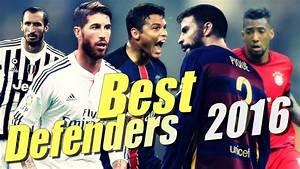 Top 10 Best Football Defenders 2016 1080p HD - YouTube