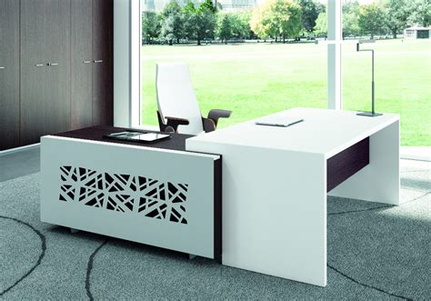 bureau plus ca bureau direction design et contemporain de la gamme
