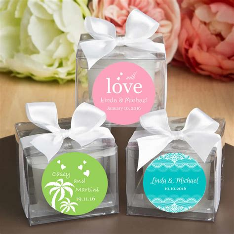 Personalized Votive Candle Holders Free Rush With Custom