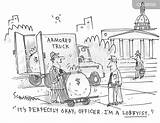 Lobbyist Powerful Cartoonstock sketch template