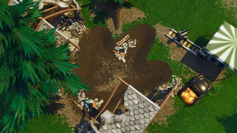 fortnite fans discover dinosaur print secret battle token