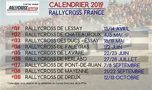 Rallycross France 2018 : calendrier rallycross 2019 france ~ Maxctalentgroup.com Avis de Voitures
